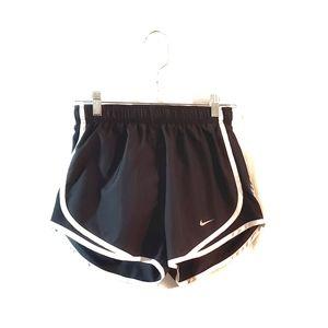 Nike Dri-Fit Black Running Shorts